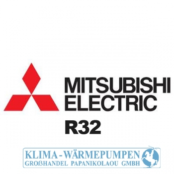 Mitsubishi Electric CU-ZRP5S, Produktset Power Inverter mit Anschlusskit PAC-IF013B-E, R410A