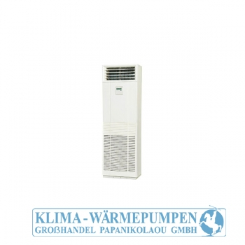 Mitsubishi Heavy FDF71VD + FDC71VNX, R410A, FDF Tower - Standgerät Inverter, Single, KW 7,1 - 8,0