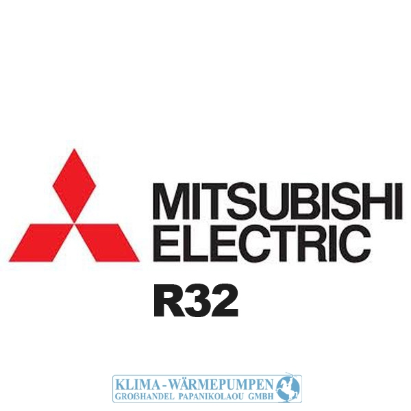 Mitsubishi Electric CU-ZRP6S, Produktset Power Inverter mit Anschlusskit PAC-IF013B-E, R410A